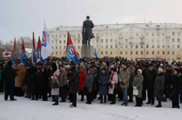Независимое Северодвинское ТВ поддержат массовым пикетом