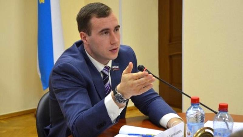 Сергей Пивков стал замгубернатора Поморья по молодёжи и спорту