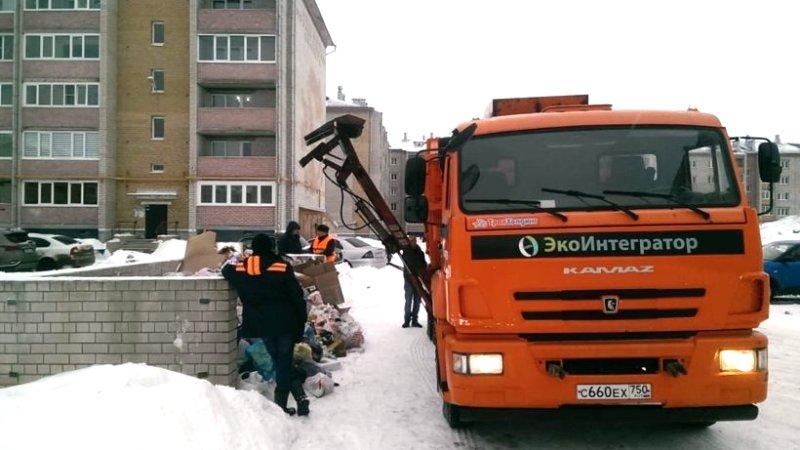 ЭкоИнтегратор угрожает должникам судами в Архангельской области