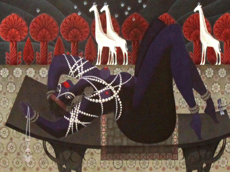 Магический мир Сергея Трубина. Не для всех. Только для сумасшедших