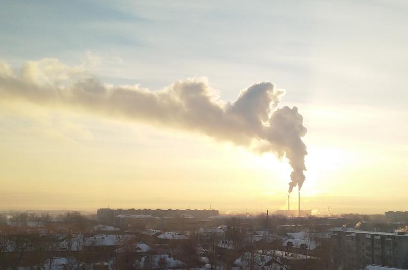 В Архангельске накануне женского дня подключили центральное отопление в ЖСК