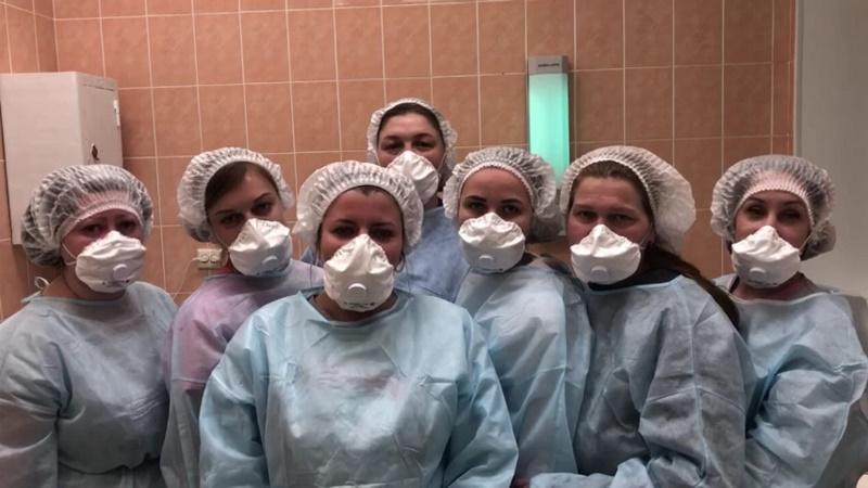 Зараженный изолировал 20 медиков в инфекционной больнице