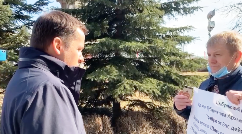 Александр Цыбульский: Я же за Орлова не отвечаю