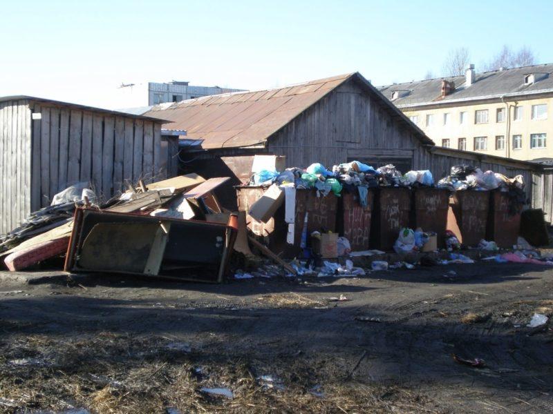 Архангельские перевозчики мусора обвинили регоператора в мошенничестве