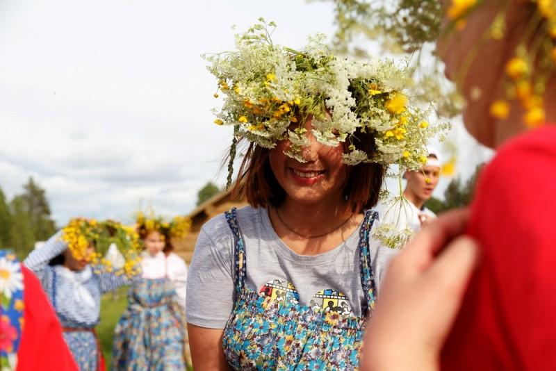 В Кенозерье школьники со всей России сделают семь шагов к полярным широтам