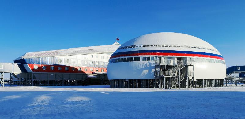 Газовики дали вспышку COVID-19 в Архангельской области