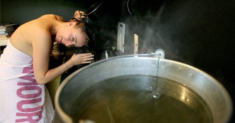 В День защиты детей в Архангельске началось отключение горячей воды