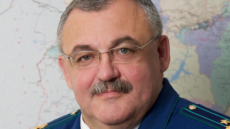 В Архангельской области новый первый зампрокурора
