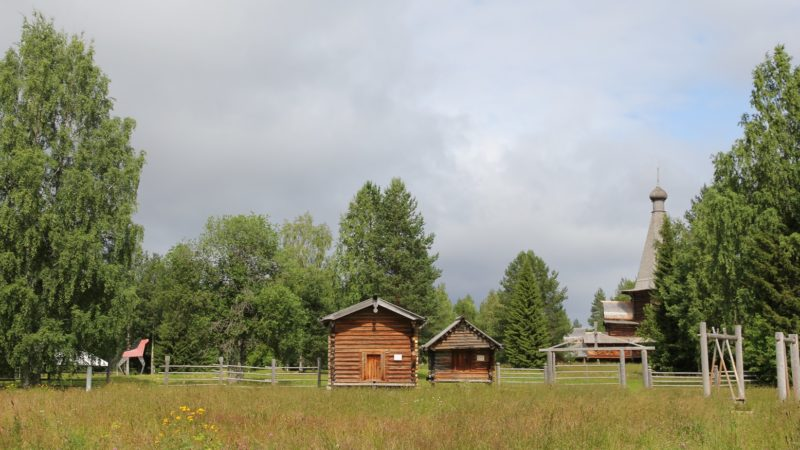 Музей «Малые Корелы» открывается для посетителей