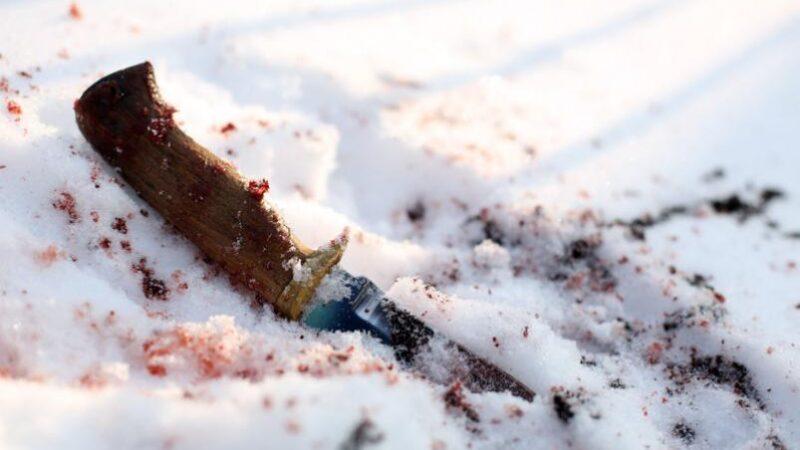 В Северодвинске пьяный разбойник отнял жизнь за карту