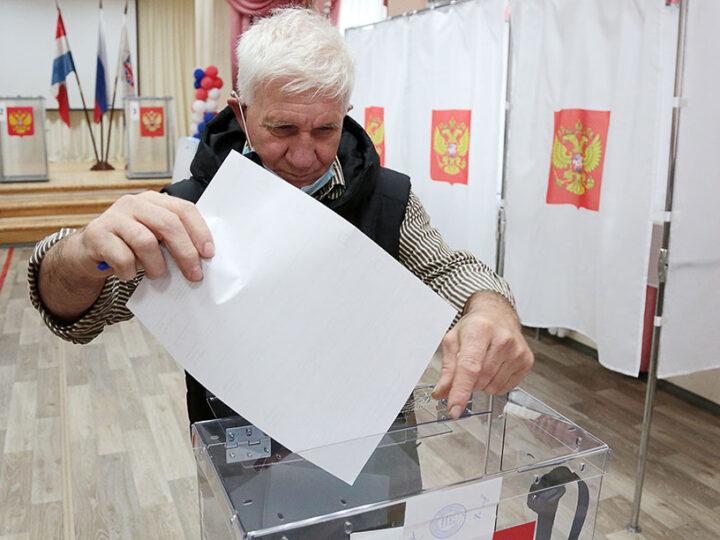 Явка на выборах губернатора Поморья составила более 30%, Exit poll — Цыбульский побеждает