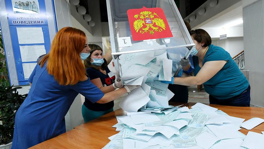 Выборы главы Архангельской области: Цыбульский 69,5%, Чиркова ведёт в НАО