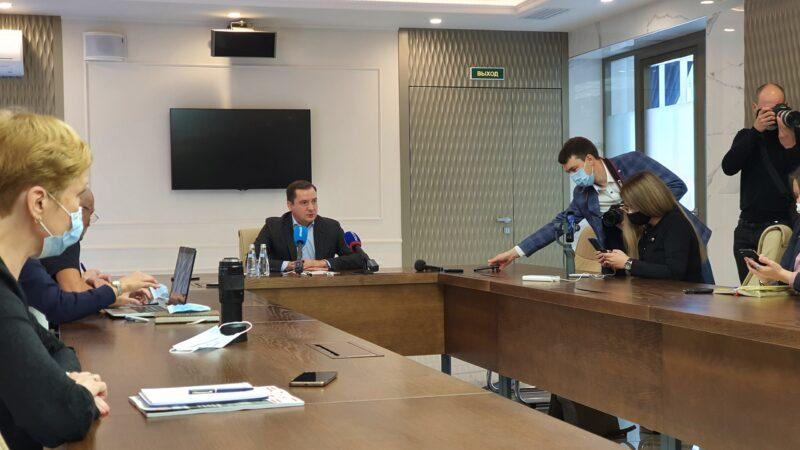 Александр Цыбульский: «Честно скажу, до выборов даже не прописывался»