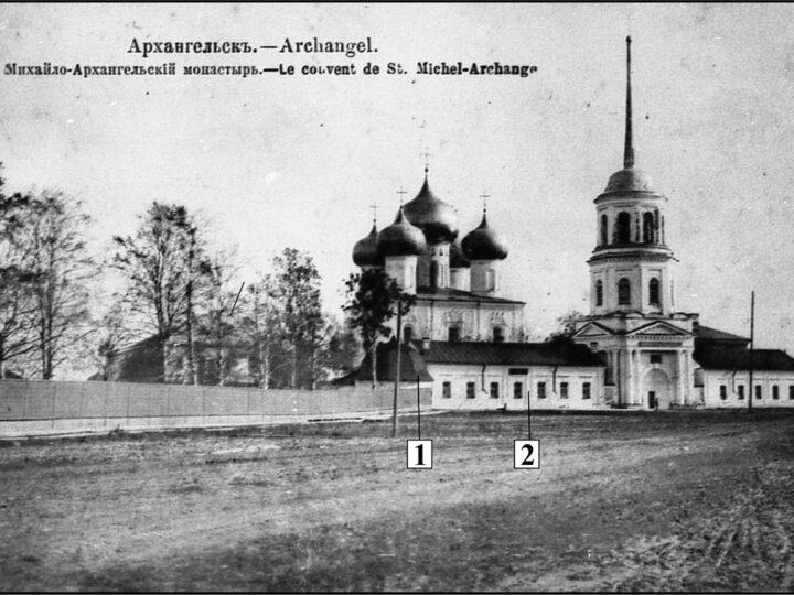 Стройка у Михайло-Архангельского монастыря подлежит остановке