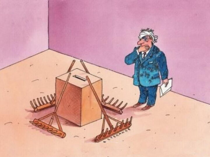 Пташки Цыбульского, или почему голосовать становится унизительным