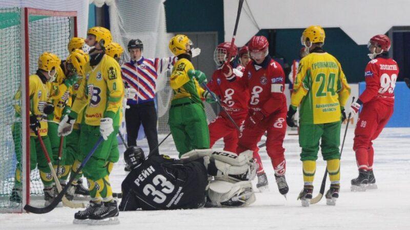 Болельщиков пустят на матч «Водника» с «Байкал-Энергией» во вторник