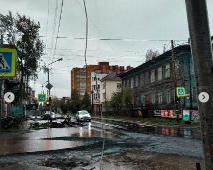 Пивоваров увидел хороших людей в убитом Архангельске