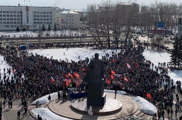 Сторонники Навального позвали архангелогородцев на несогласованную акцию