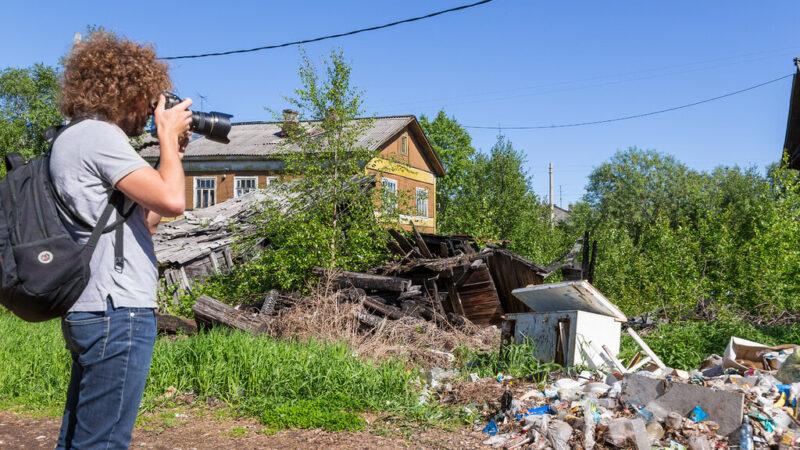 Архангелогородка обвиняет Илью Варламова в неуважении к жителям города