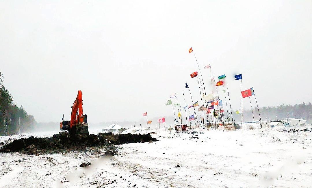 Власти снесли лагерь экоактивистов на Шиесе