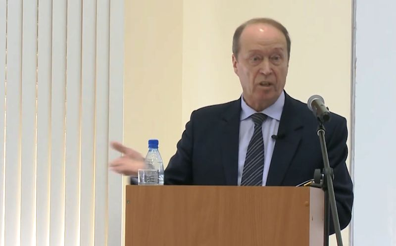 Александр Вешняков: Мы идём в тупик с явным ускорением