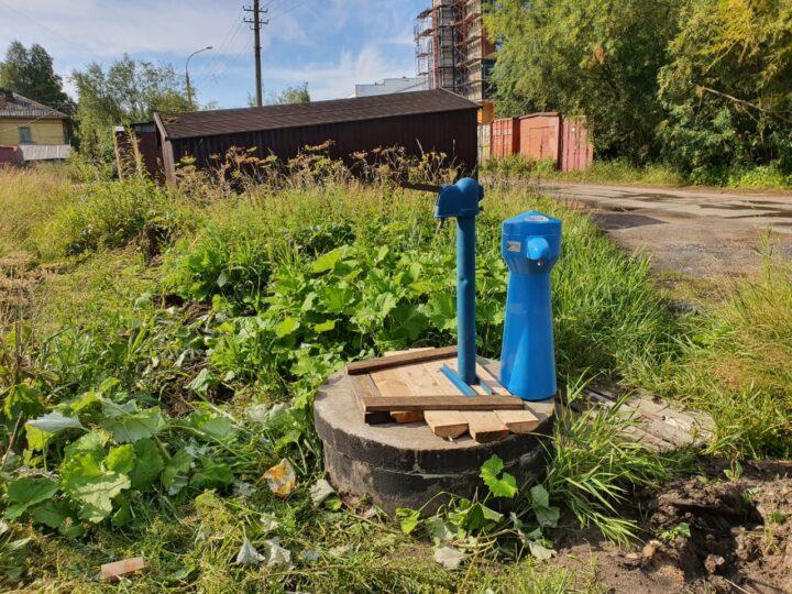 В Архангельске «РВК-Водоканал» теперь решил продублировать колонки