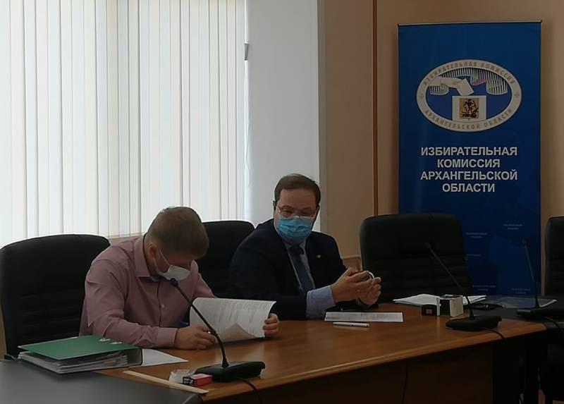 Архангельский избирком принял заявление ещё от одного кандидата в депутаты Госдумы