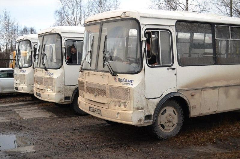 Пока глава отдыхает, в Онеге сокращают автобусы