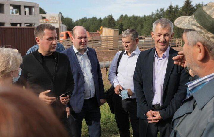 Почему онежского главу Ивана Гришина ушли в отставку